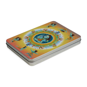 Shiva Jai Jais Wooden Puzzle In Presentation Tin - The Jai Jais