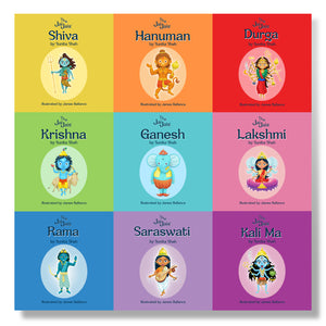 9 Book Set - The Jai Jais