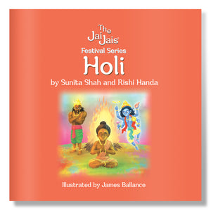 Festival Series: Holi - The Jai Jais