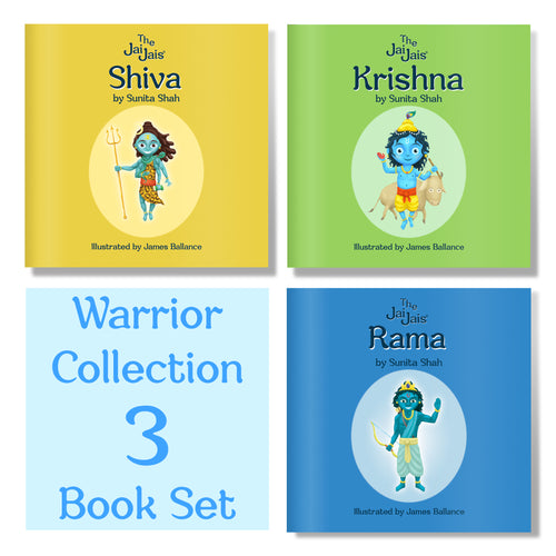 The Warriors Collection 3 Book Set - The Jai Jais