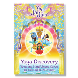 The Jai Jais Yoga and Mindfulness Cards - Standard Pack - The Jai Jais