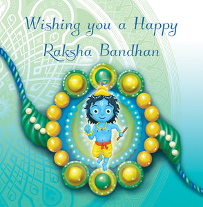 Raksha Bandhan Cards & Rakhis - The Jai Jais