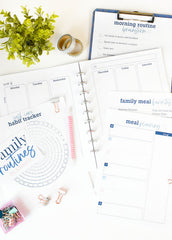 Family Routines Planning Pack