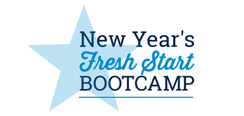 New Year Fresh Start Bootcamp Audio Recordings