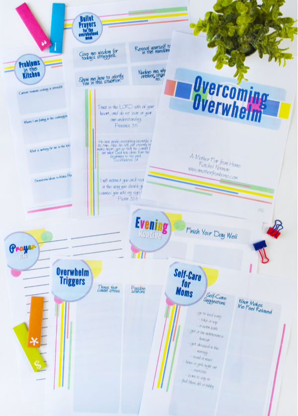 Overcoming Overwhelm Guide