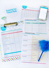 Family Financial Printable Guide