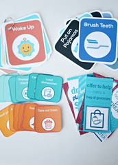 Routine Cards, Chore Cards & Kindness Cards