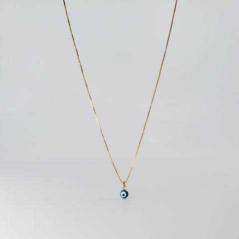 1 eye Open Necklace - ilovesphinx