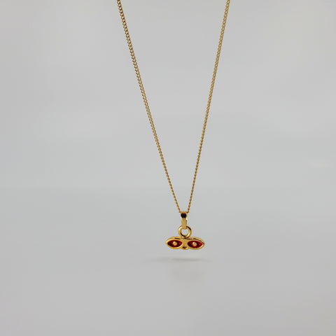 Mal de Ojo Necklace - ilovesphinx