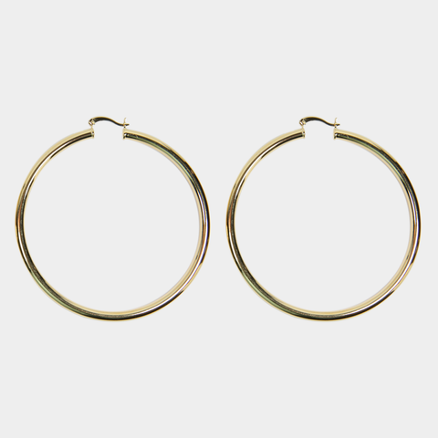 Thick Hoops 70mm