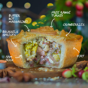 Christmas In A Pie