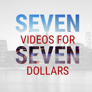 Seven For Seven Video Course
