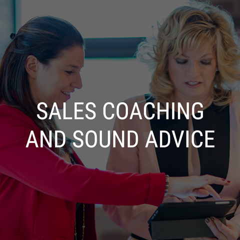 Sales Coaching - 2 30-minute Sessions Per Month