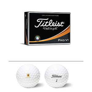 Golf Balls- Pro V1 Technology