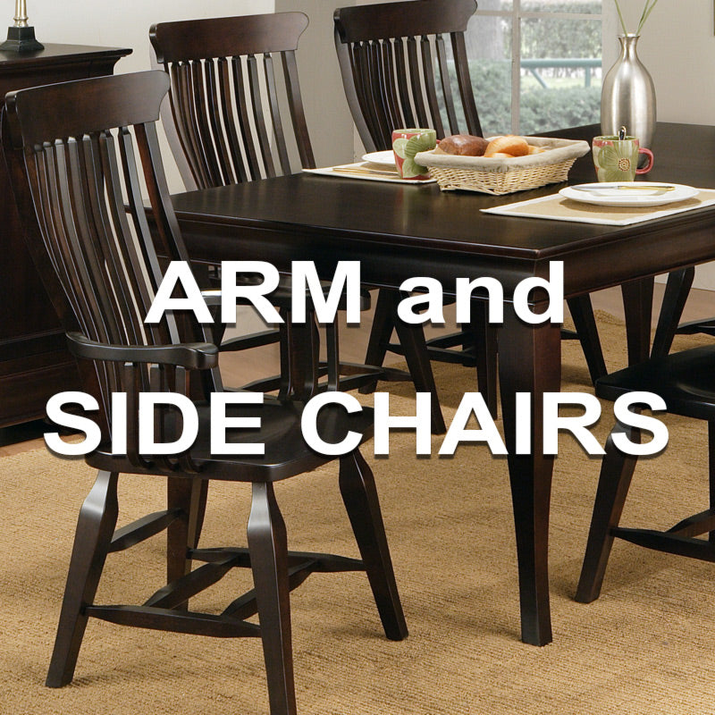 Arm & Side Chairs