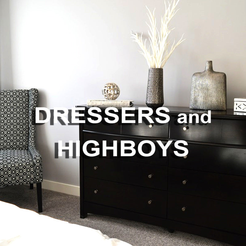 Dressers and Highboys