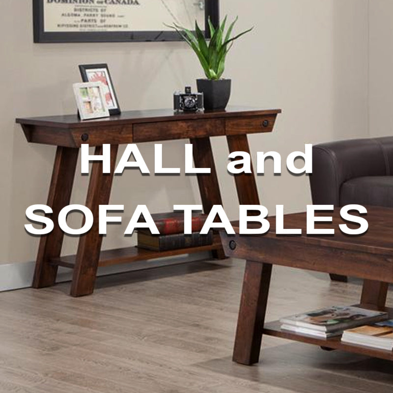 Hall & Sofa Tables