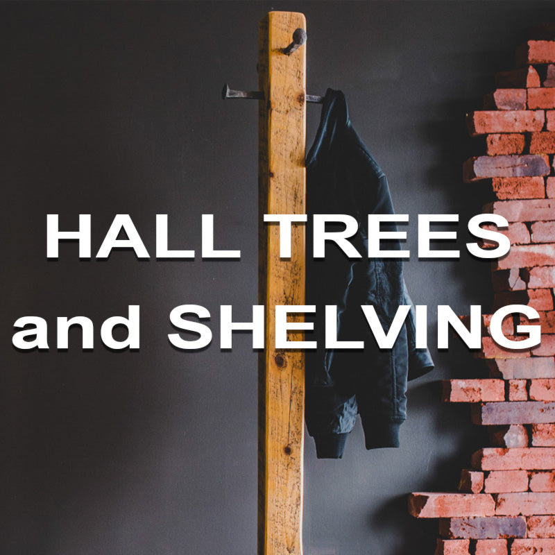 Hall Trees & Shelving