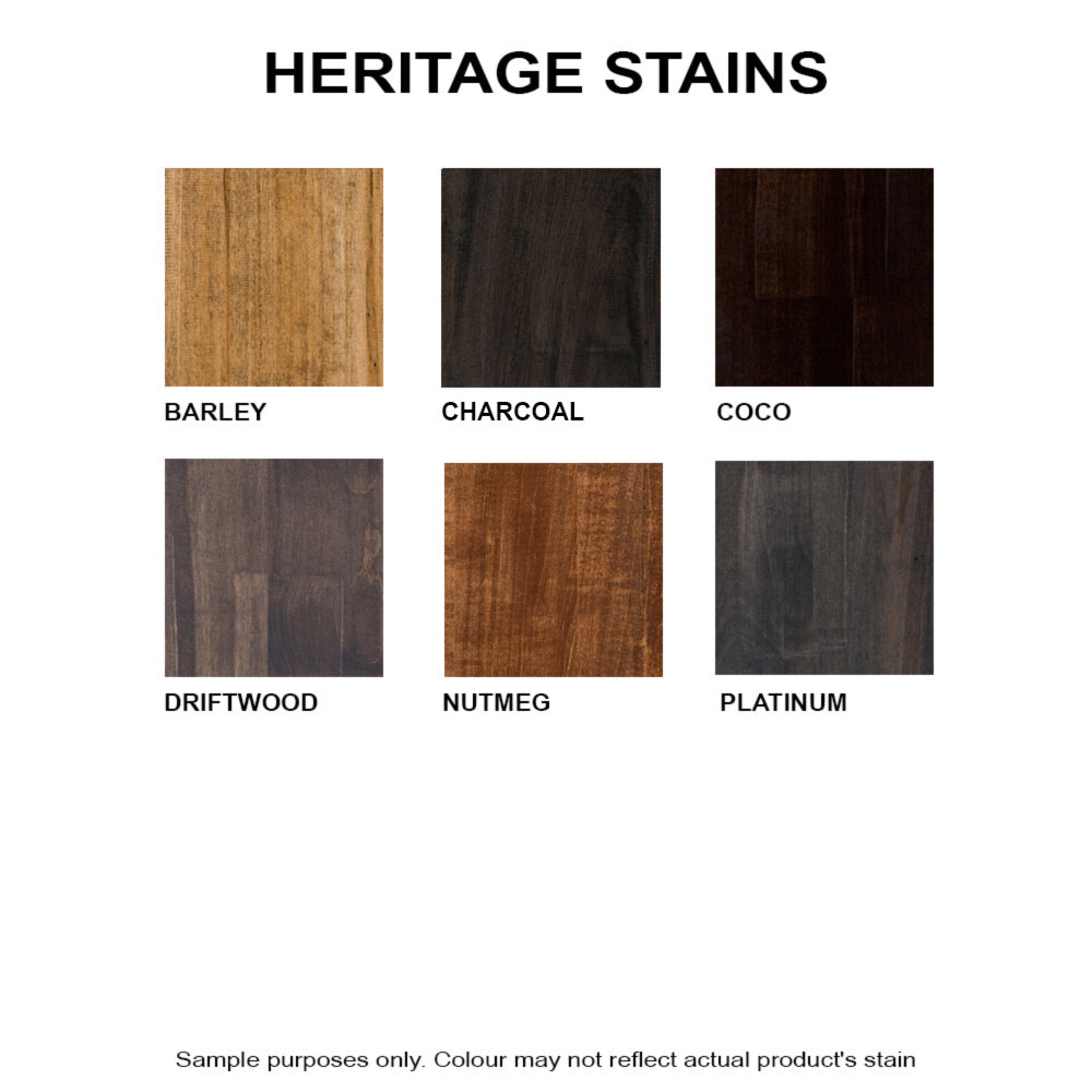 Heritage Maple Stains