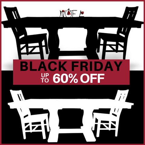 Black Friday Up to 60% Off Floor Stock