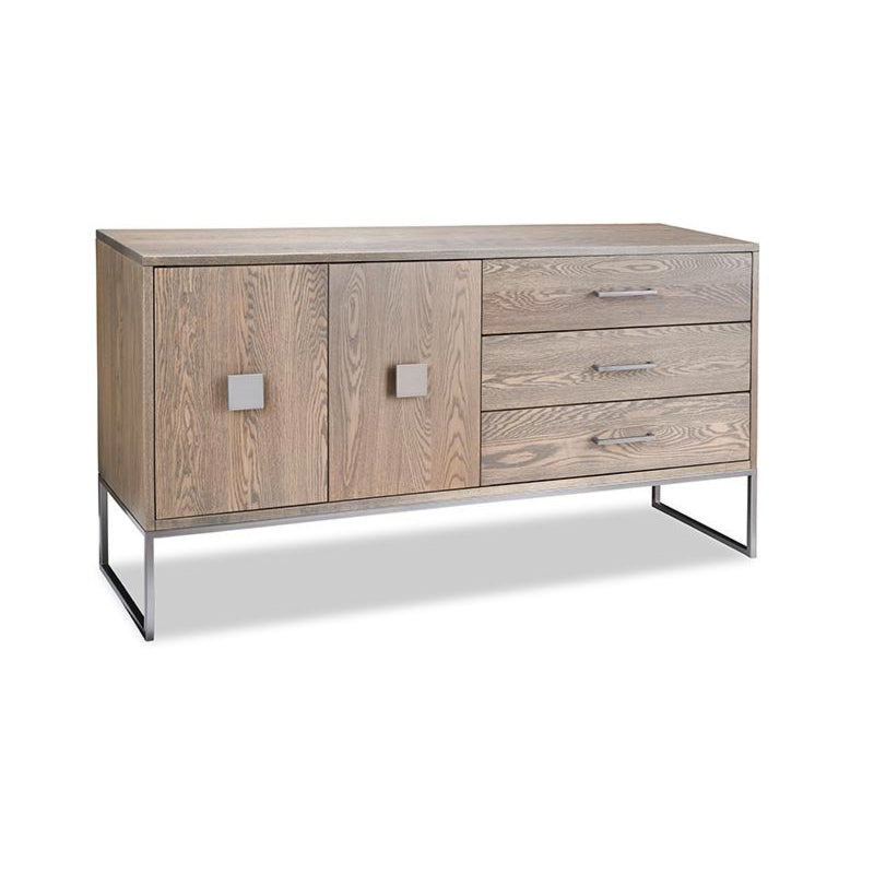 Electra Sideboard with Wood Doors