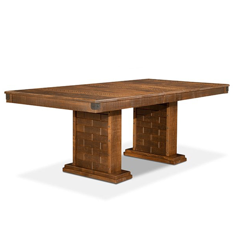Barrelworks Pedestal Dining Table