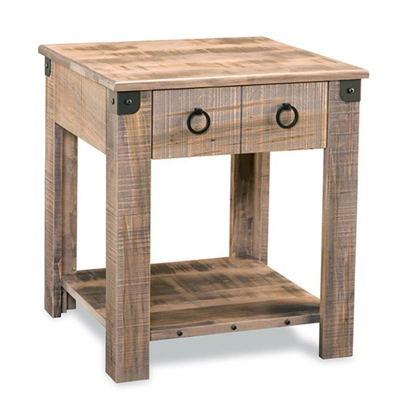 Barrelworks End Table