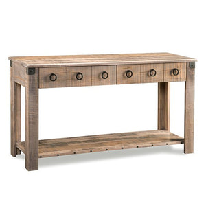 Barrelworks Sofa Table