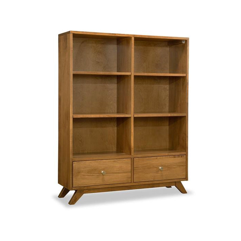 Tribeca Bookcase with Drawers