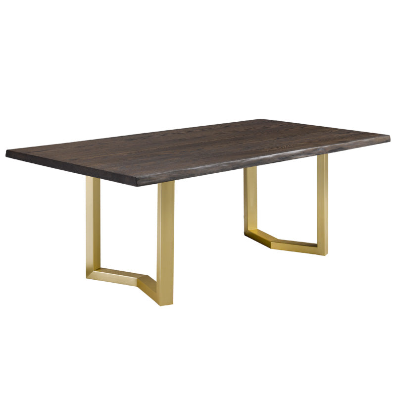 Palisades Live Edge Dining Table