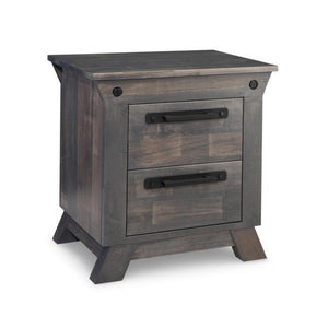 Algoma 2 Door Nightstand