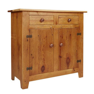 Barn Board 2 Drawer Sideboard