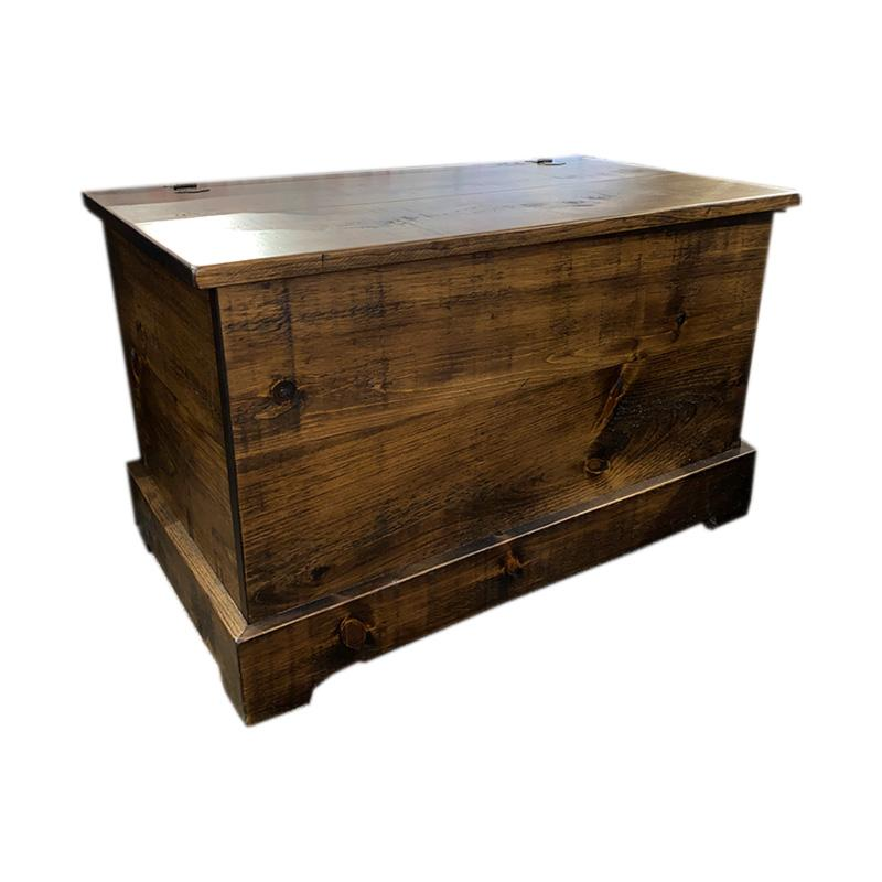 Barn Board Blanket Box (New Wood Only)