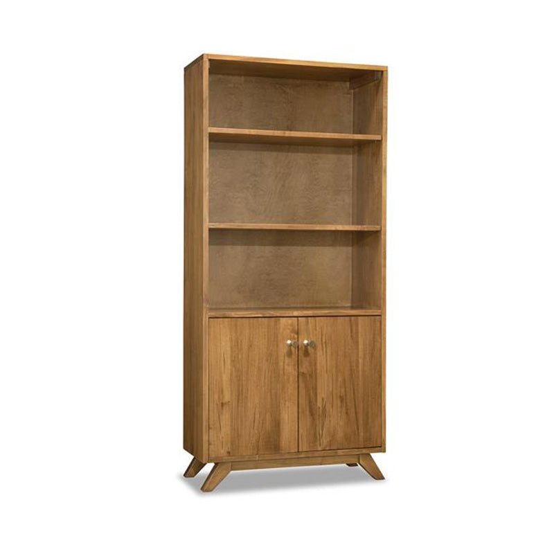 Tribeca Bookcase with Doors