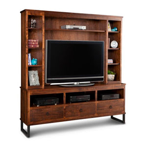 Cumberland HDTV Stand with Hutch