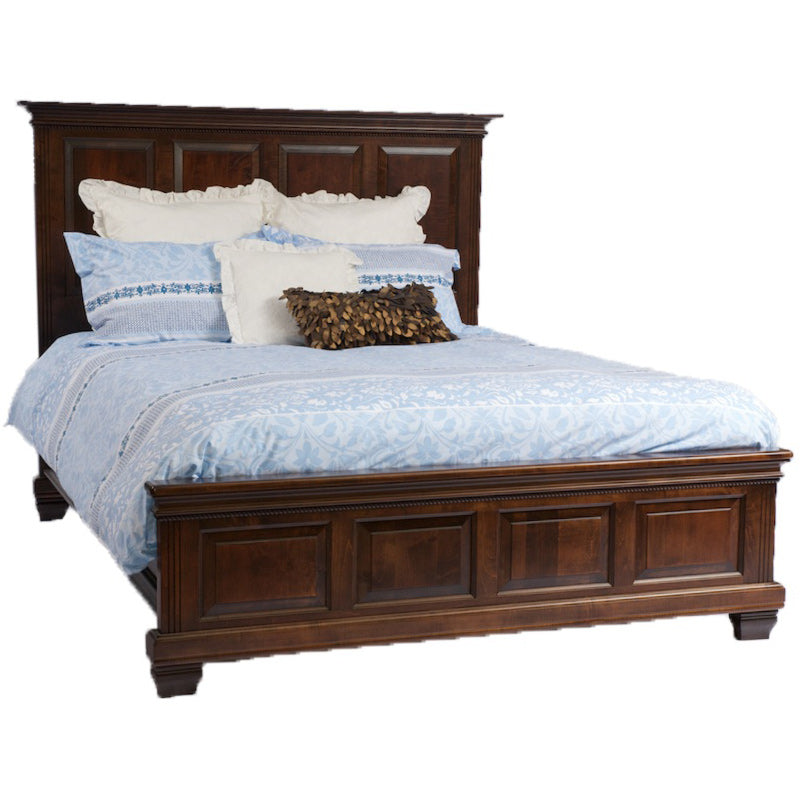 Florentino Low Footboard Bed