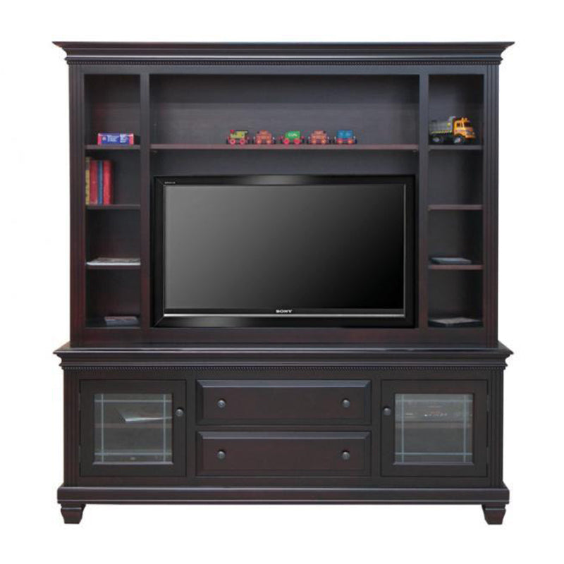 Florentino HDTV Stand with Hutch