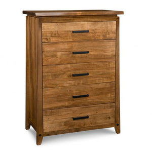 Pemberton 5 Drawer Highboy