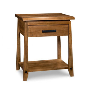Pemberton Open Nightstand