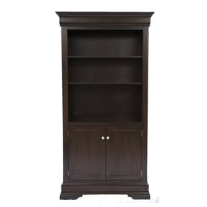 Phillipe 2 Door Bookcase
