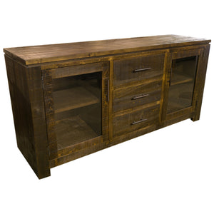 Rustic Algonqin HDTV Stand