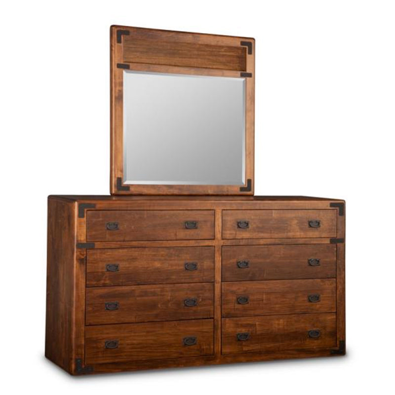 Saratoga Dresser with Landscape Mirror