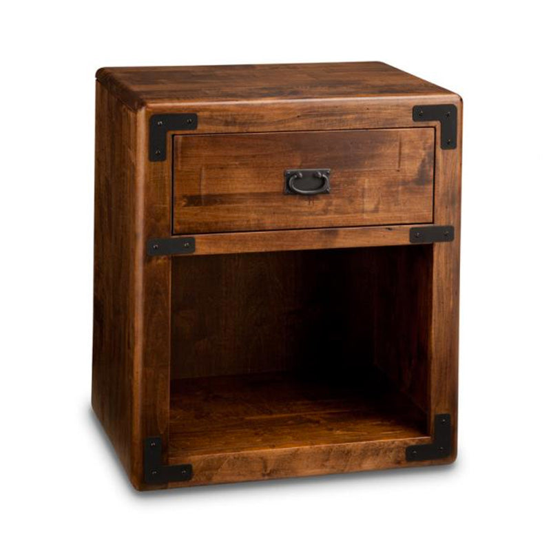 Saratoga Open Nightstand