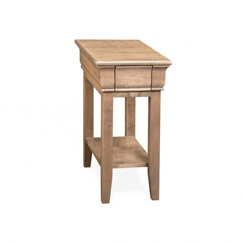 Monticello 1 Drawer Side Table