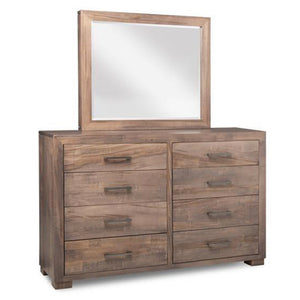 Steel City Dresser with Landscape or Jewellery Mirror