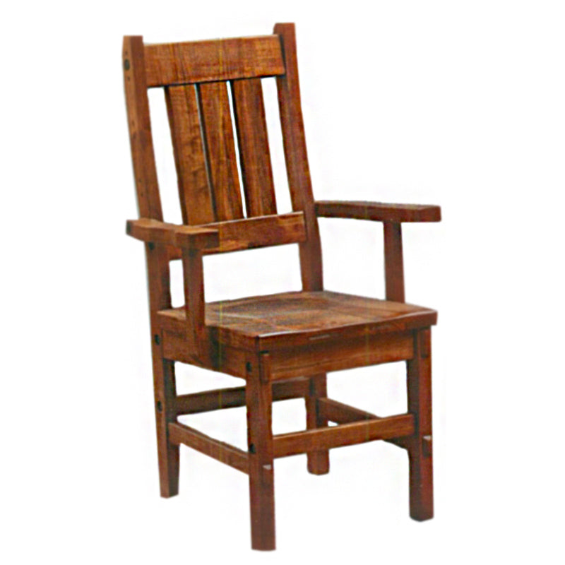 Timber Arm Chair