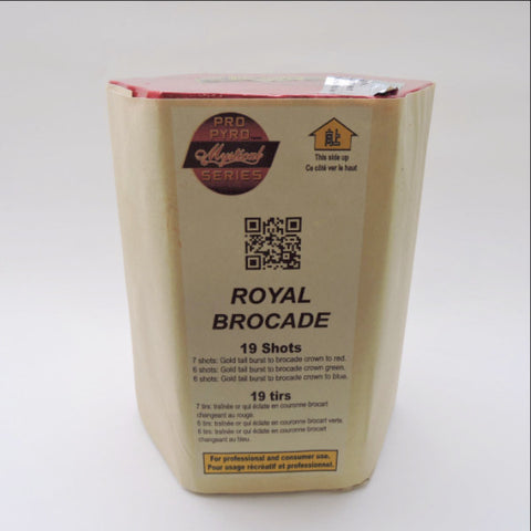 Royal Brocade