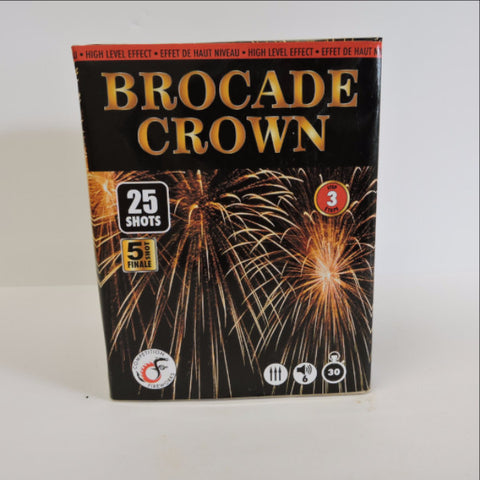 Brocade Crown (Competition Fireworks)