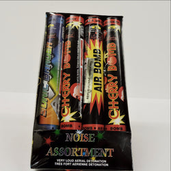 Noise Assortment 4/pk