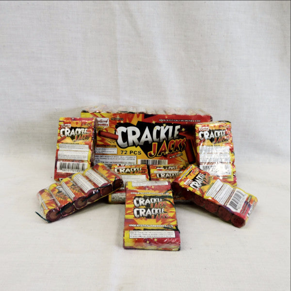 Crackle Jacks 6/pk